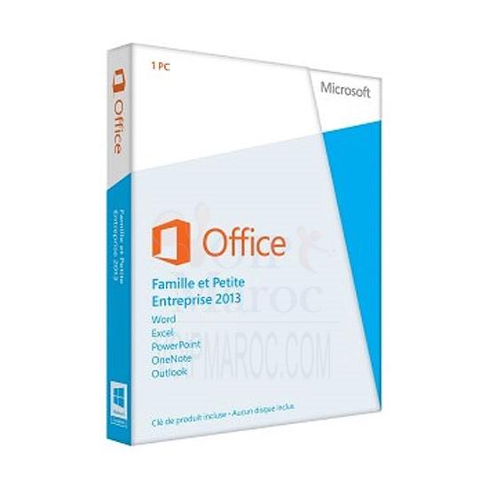 Microsoft t5d 01633 office 2013 famille et petite - Installer office famille et petite entreprise 2013 ...