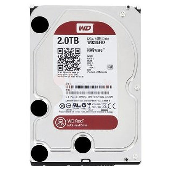 2 To SATA III  Western Digital RED WD20EFRX